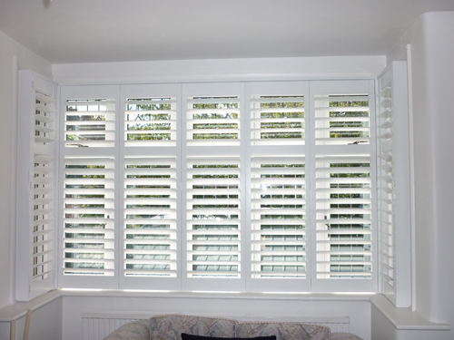 how to make plantation shutters from scratch